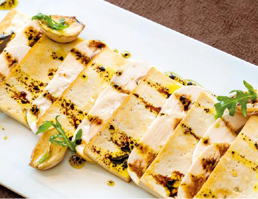 Tofu Casalingo