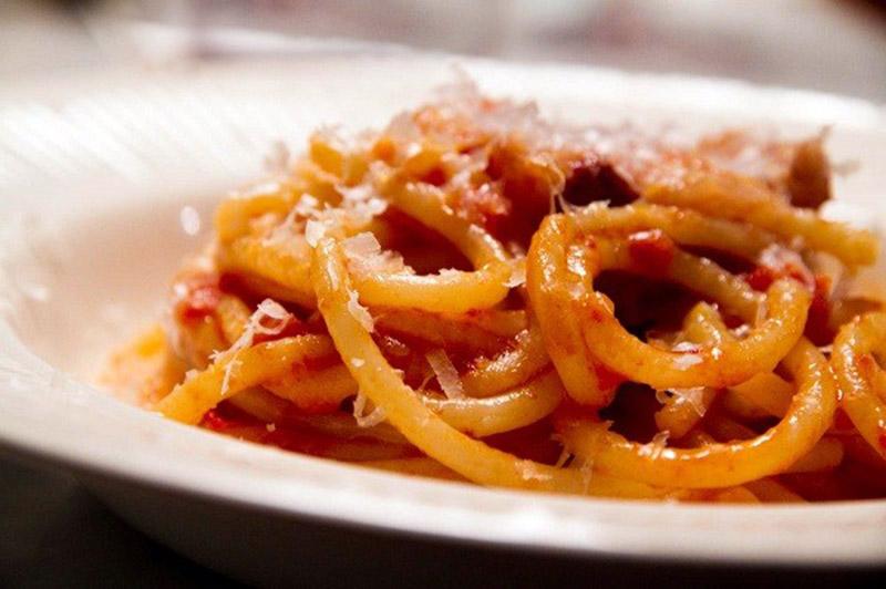 Spaghetti all'Amatriciana: la ricetta Originale