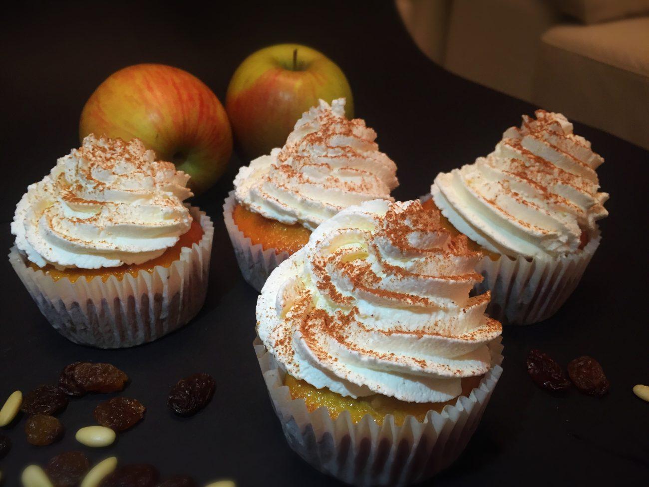 Strudel Cupcakes