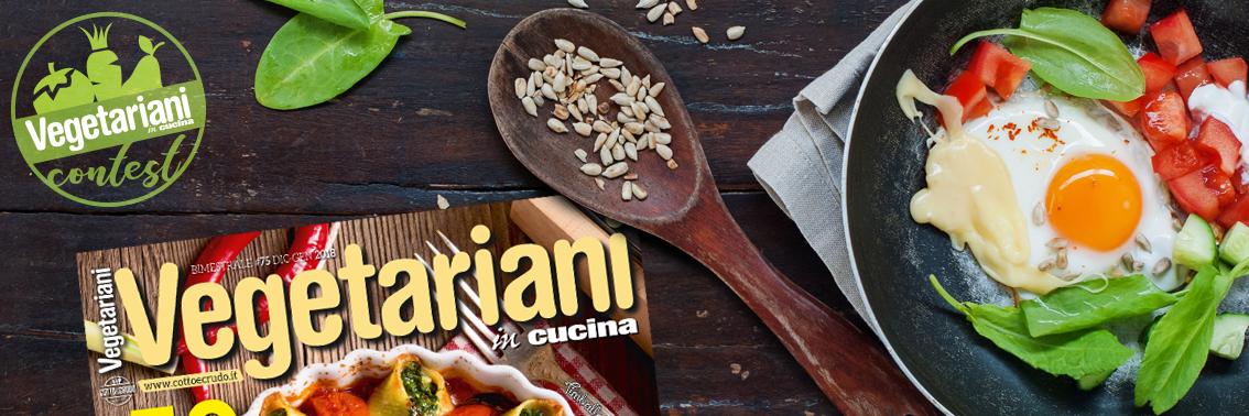 Contest vegetariani in cucina - Crea la tua cucina ...