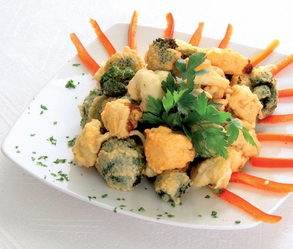 Frittura di Cavolfiori e Broccoli: ricetta passo a passo