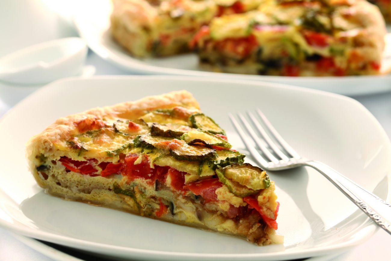 Torta Vegetariana