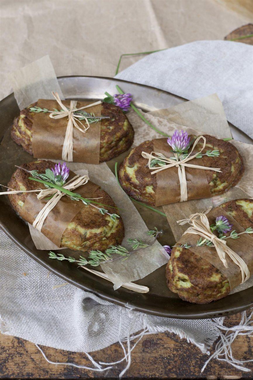 Cocotte di Patate e Zucchine con Trifoglio