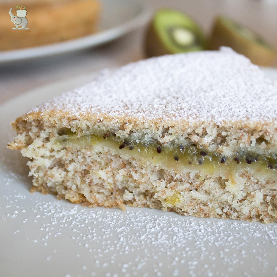 Torta Sorpresa di kiwi