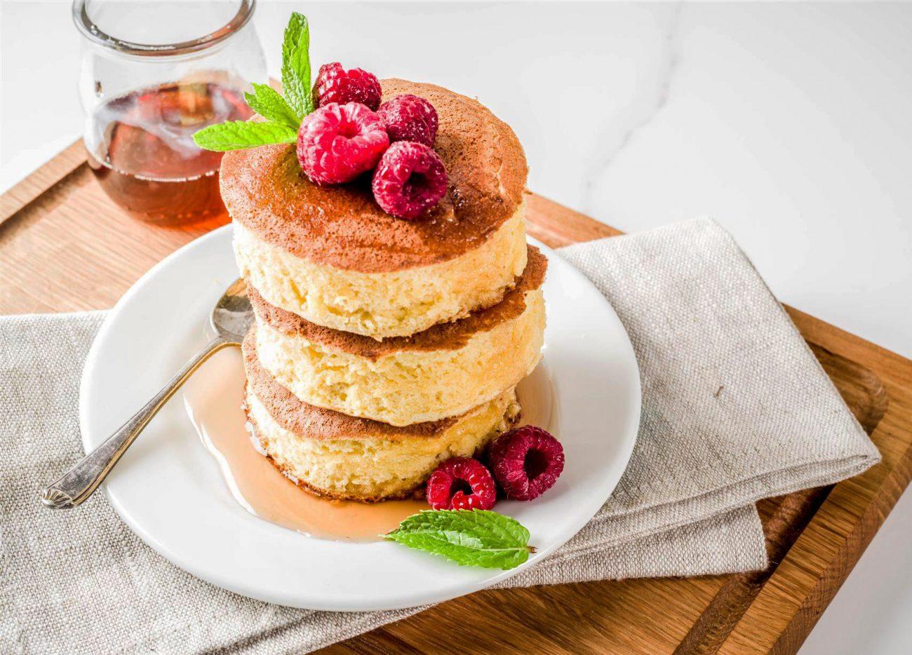 Fluffy Pancake