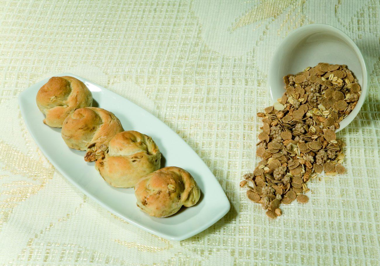 Bocconcini di Pane al Muesli
