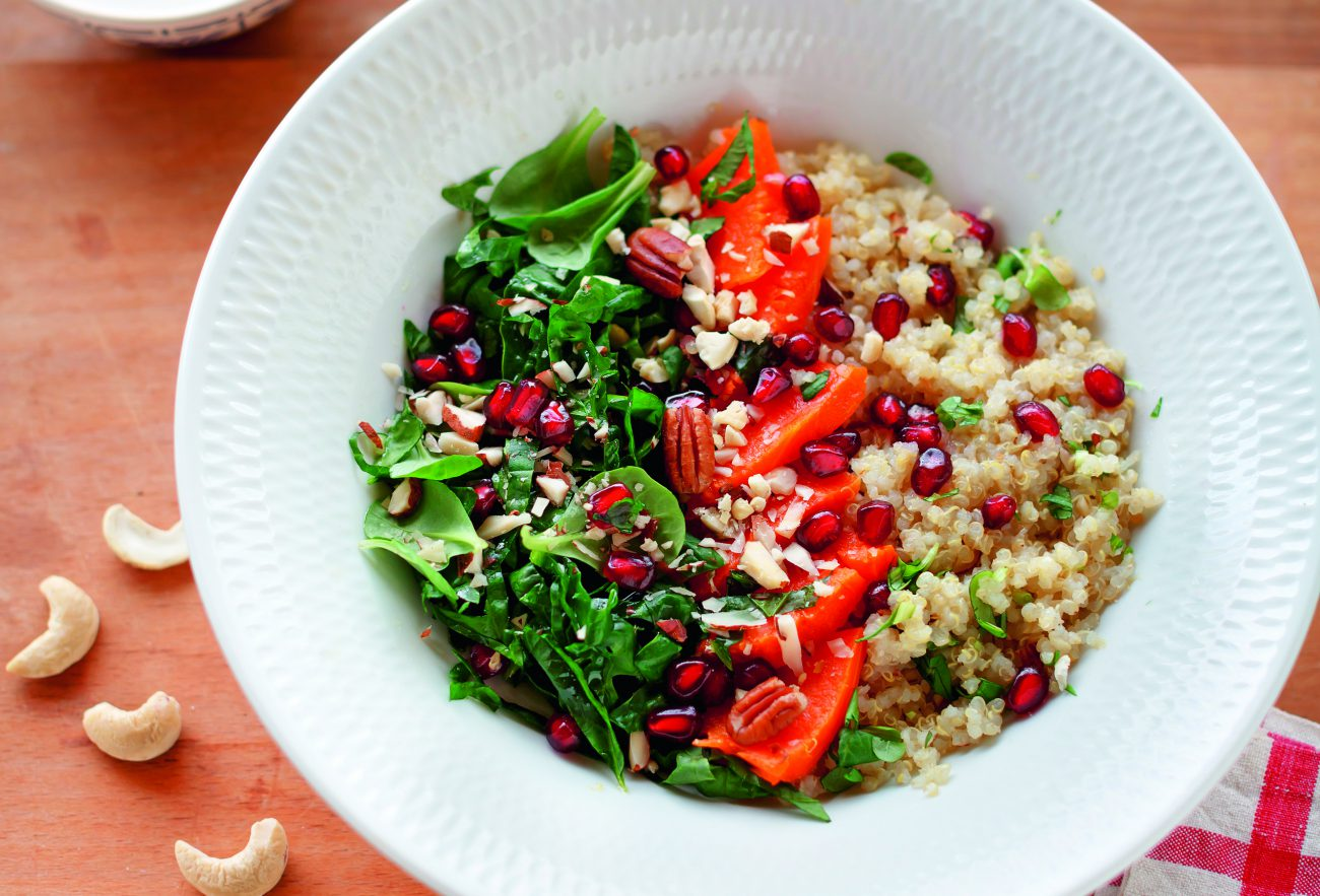 Power Bowl di Quinoa