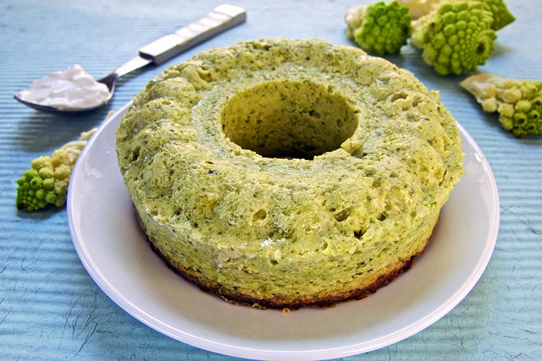 Sformato Vegetariano di Broccoli