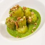 Gnocchi di zucchine