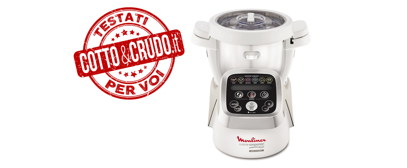 I 5 migliori Robot da Cucina testati per voi | Cotto e Crudo ...