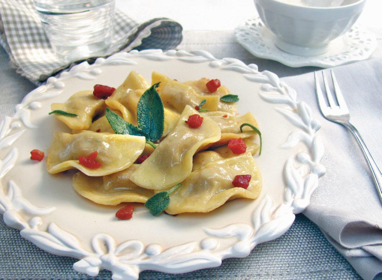 Casoncelli bergamaschi