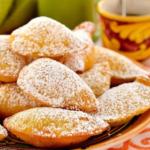 Ravioli dolci di ricotta siciliani