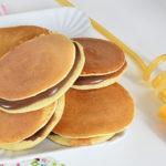 Dorayaki senza glutine e senza lattosio