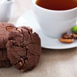 Biscotti cacao e noci senza glutine