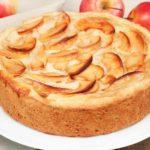 Torta di mele senza glutine