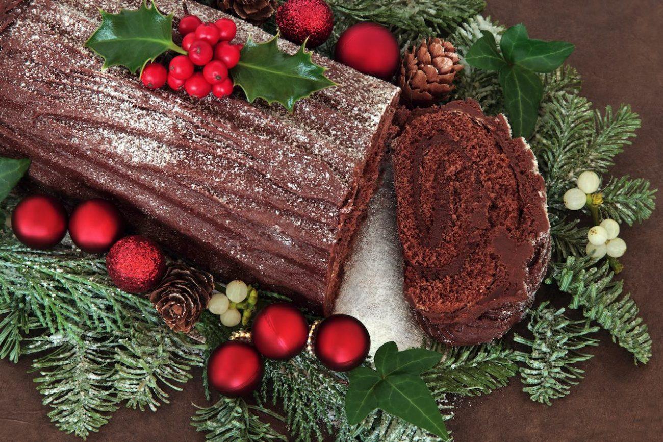 Tronchetto Di Natale X Celiaci.Tronchetto Di Natale Senza Glutine Cotto E Crudo Cottoecrudo It