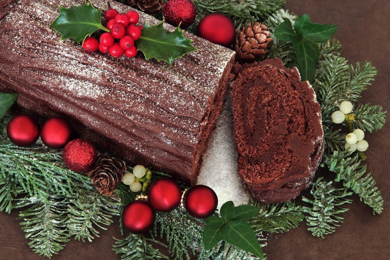 Tronchetto Di Natale Per Celiaci.Tronchetto Di Natale Senza Glutine Cotto E Crudo Cottoecrudo It