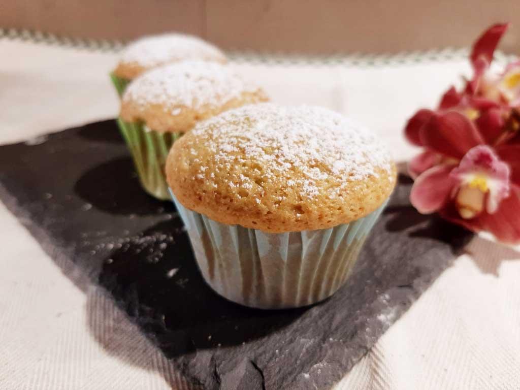 Muffin alla Menta