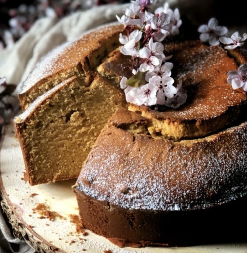 Torta Pound Cake