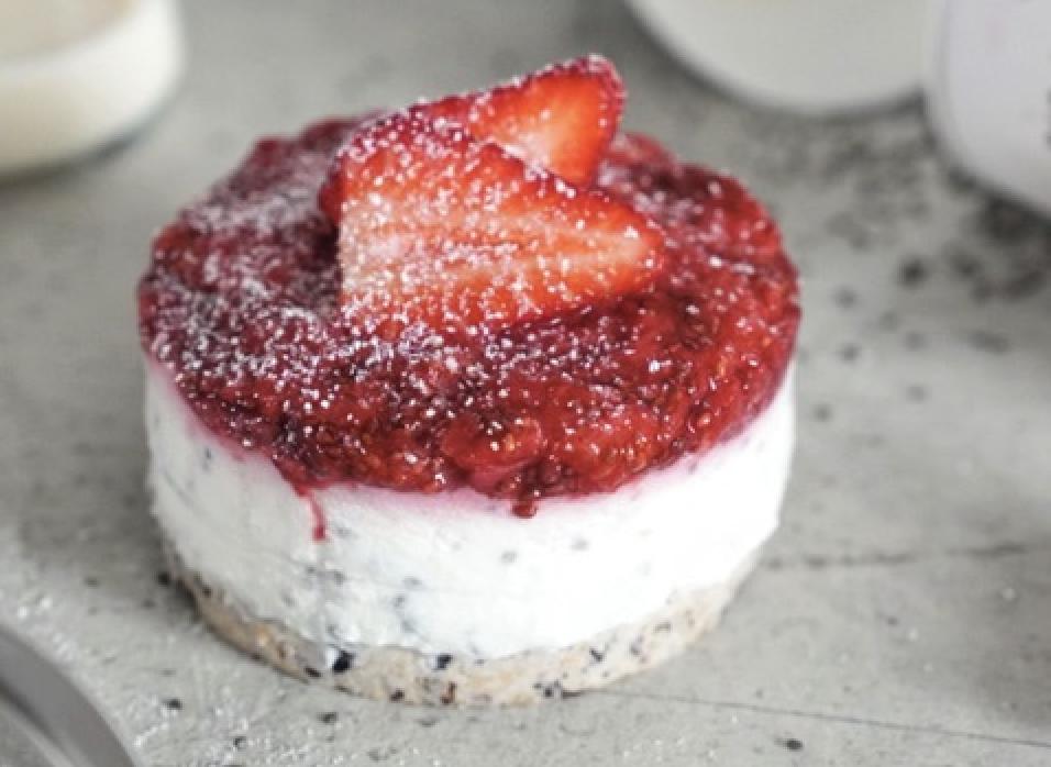 Mini Cheesecake Espressa