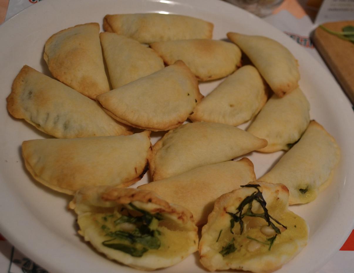 Fagottini con Asparagi