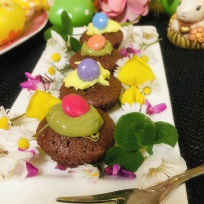 Muffin fluffosi