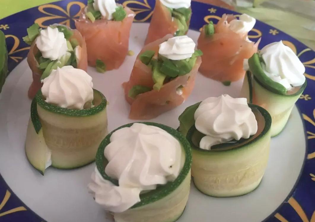 Sushi Salmone Philadelphia e Avocado