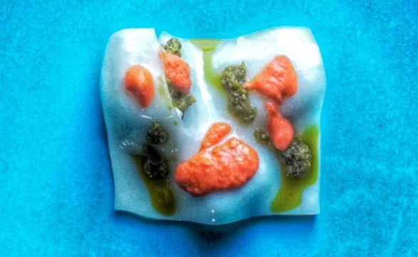 Antipasto di Mozzarella Tricolore