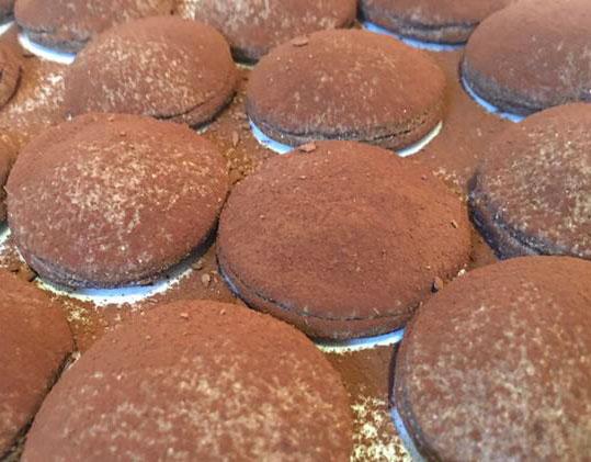 Biscotti ripieni di Crema alla Nocciola