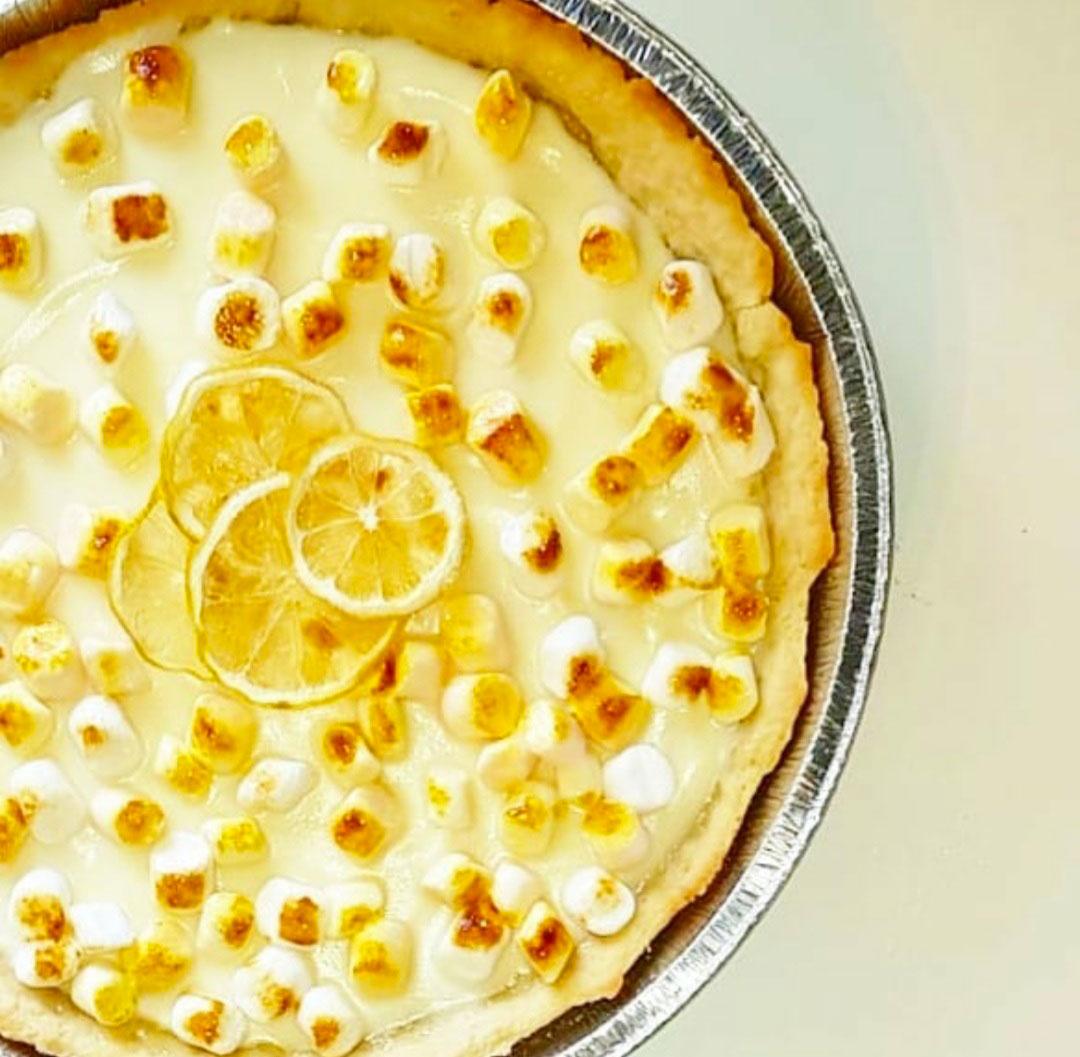 Crostata al Limone e Mascarpone