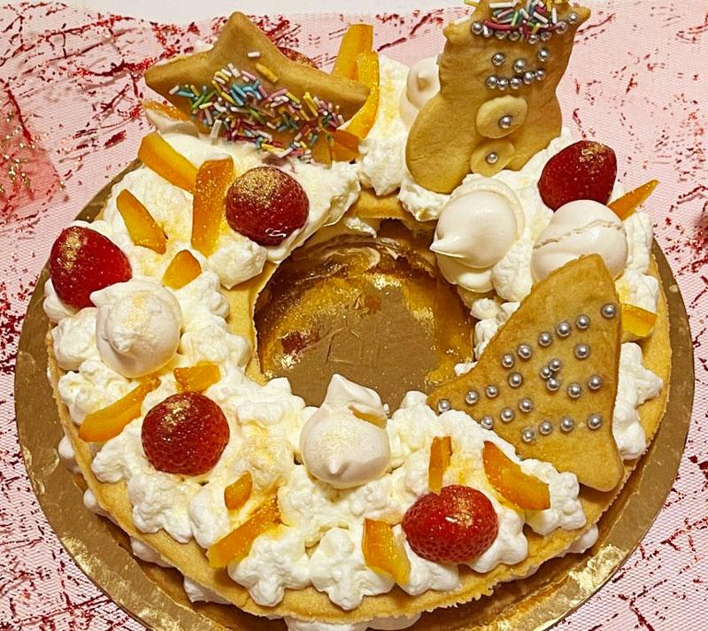 Cream Tart delle Feste
