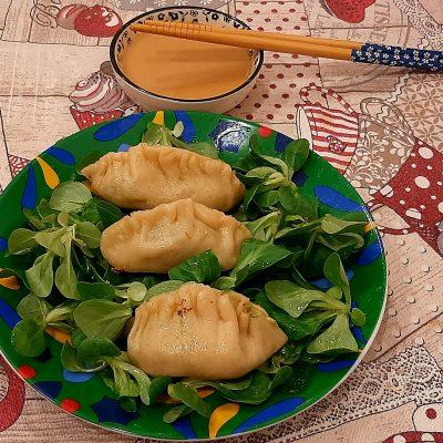 Ravioli di Fagiolini Patate e Tofu