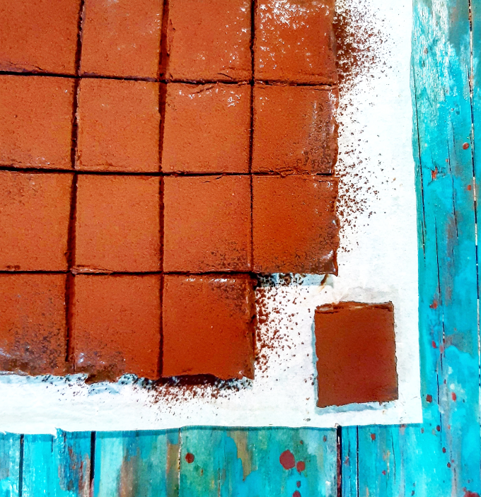 Nama Chocolate al Rum