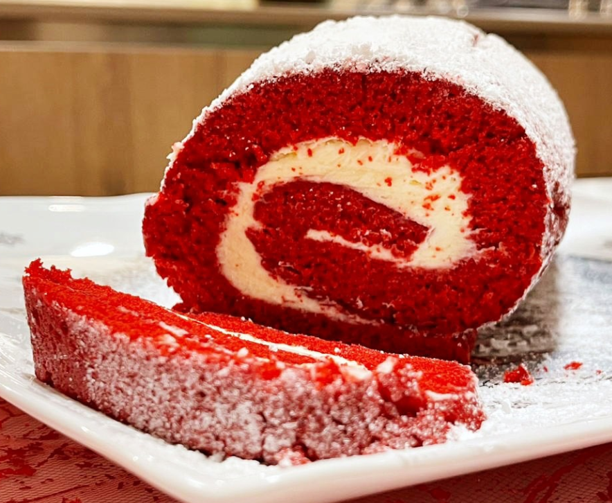 Ricetta Rotolo Red Velvet