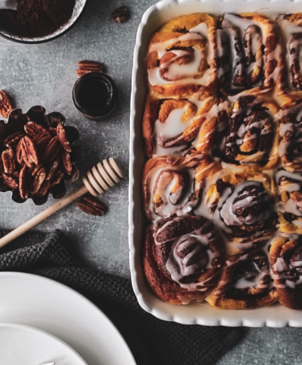 Choco Rolls o Girelle al Cioccolato