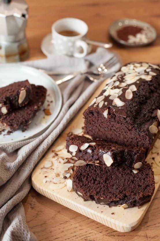 Plumcake al Cioccolato Facile