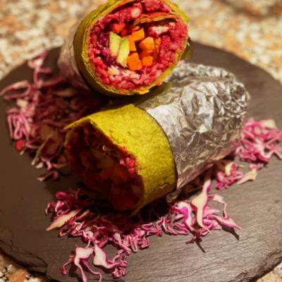 Ricetta Vegan Burrito