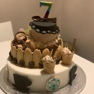 Torta Starbucks di Carote