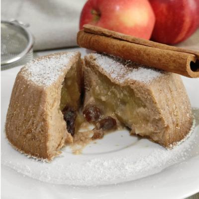 Apple Pie dal Cuore Morbido