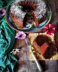 Ciambella Cioccolato e Cannella