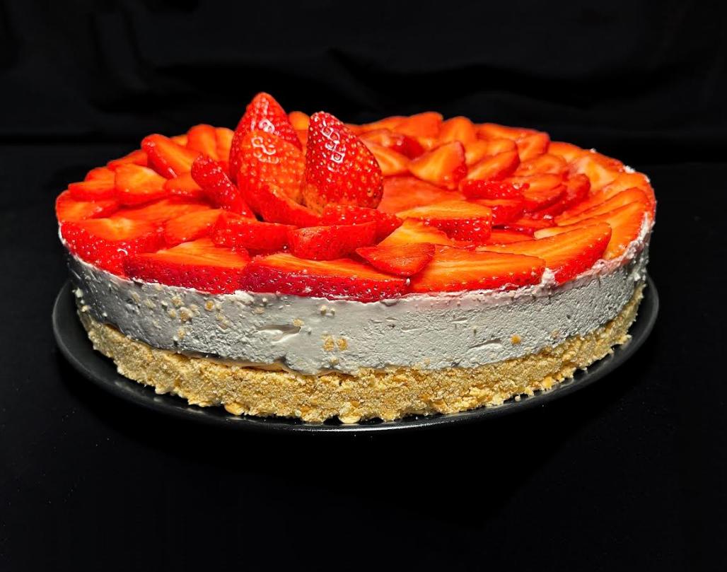 Cheesecake alle Fragole: Ricetta Facile