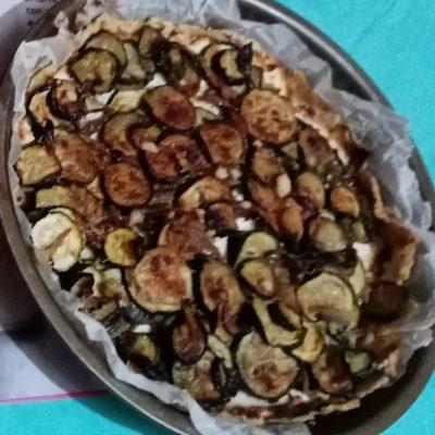 Torta Di Zucchine E Pistacchi