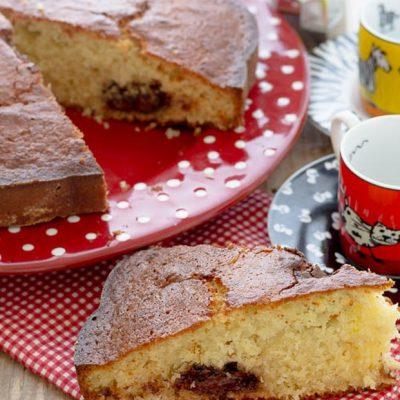 Torta Cocco e Nutella col Bimby