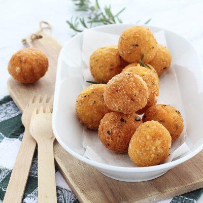Polpette Di Polenta E Olive